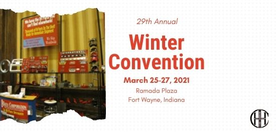 CANCELLED 29th Annual Winter Convention