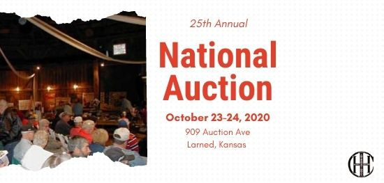 25th Annual National Auction