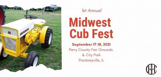 1st Annual Midwest Cub Fest & Cub Cadet Show